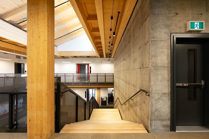 Local 144 par Blouin Tardif Architecture Environnement