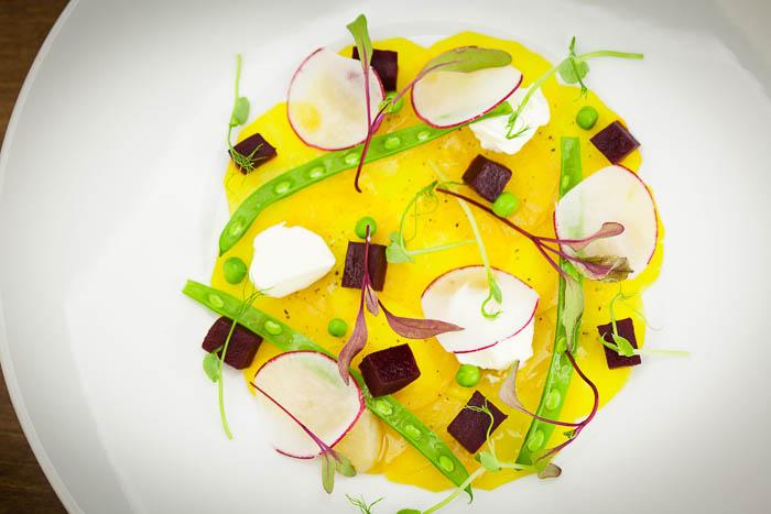 Photographie culinaire pour Le Pleasant Hôtel & Café