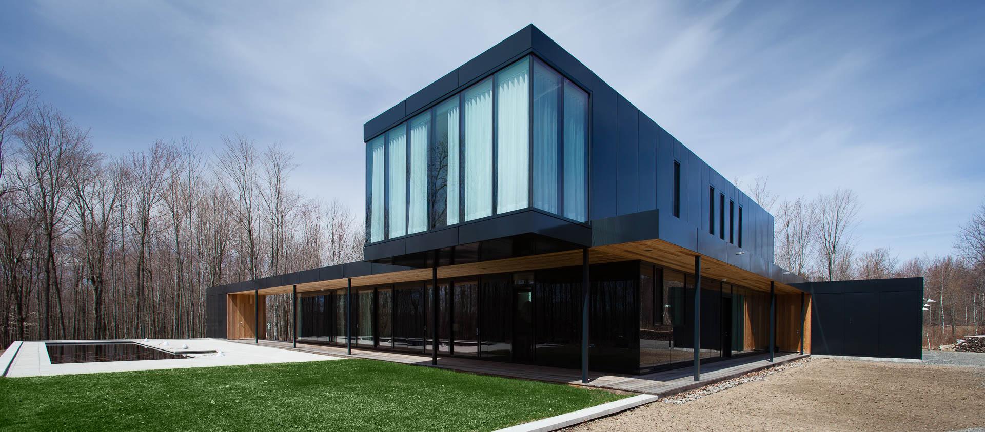 Résidence Rosenverry par Les Architectes FABG & Constructions Boivin